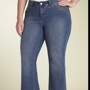 🌟ONE LEFT🌟Denim Jag Jeans Curvy Fit Bootcut